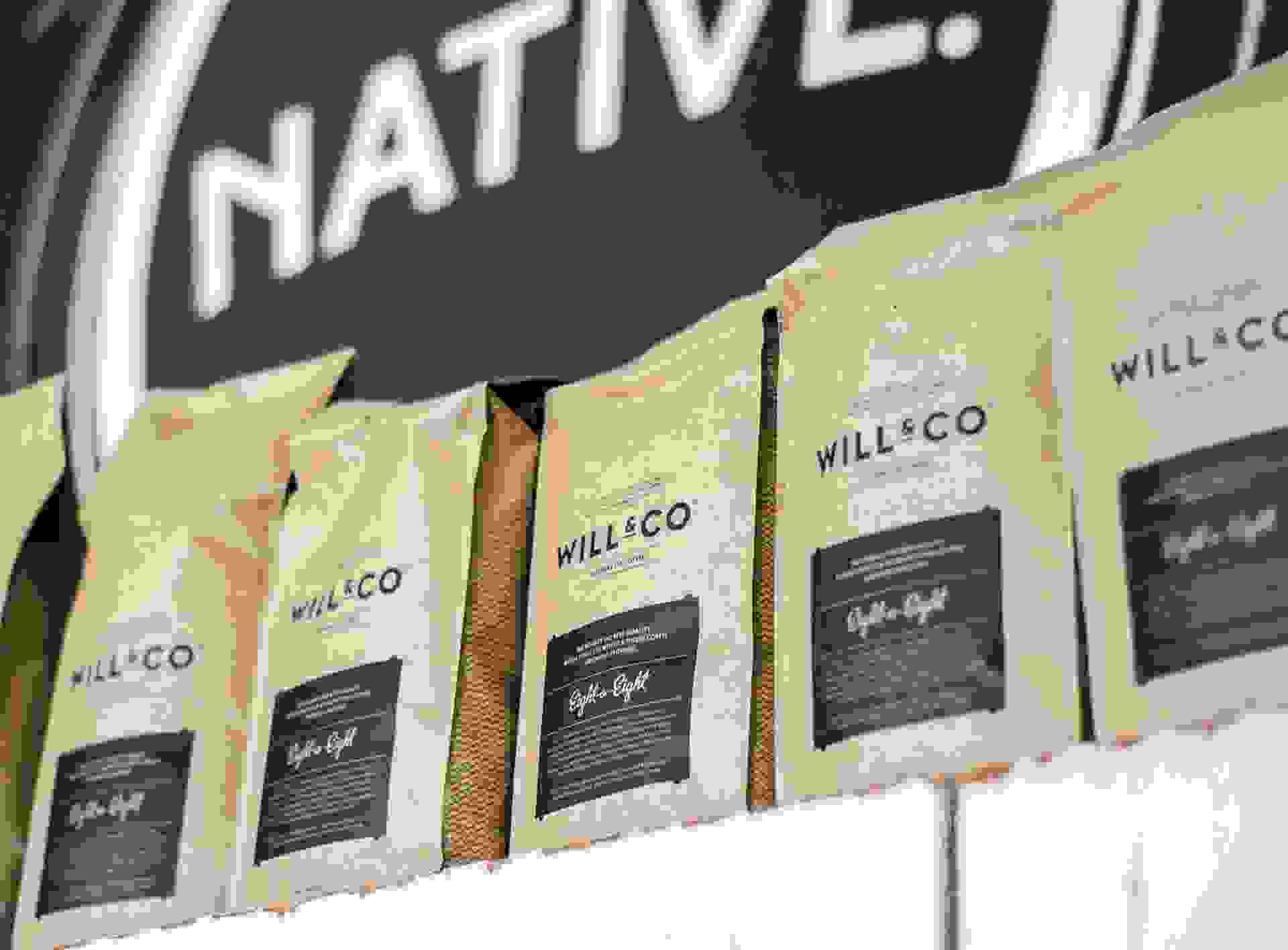 Will & Co Coffee at Native Ulladulla
